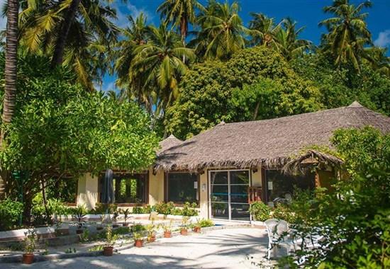 Biyadhoo Island - Indický oceán -