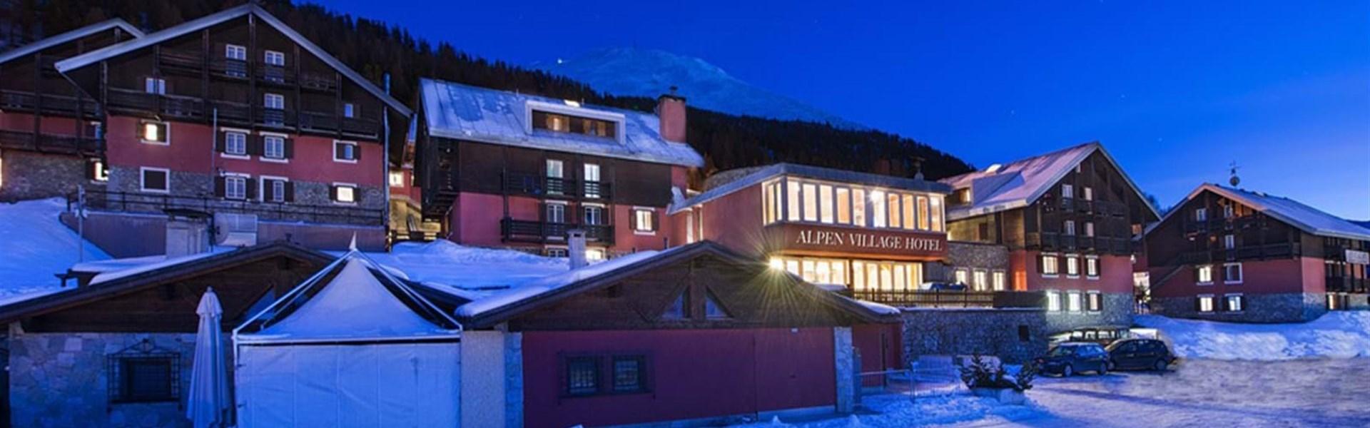 Marco Polo - Hotel Alpen VIllage -