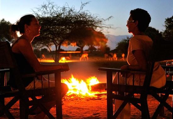 Dva dny luxusního safari v Keni - Keňa -