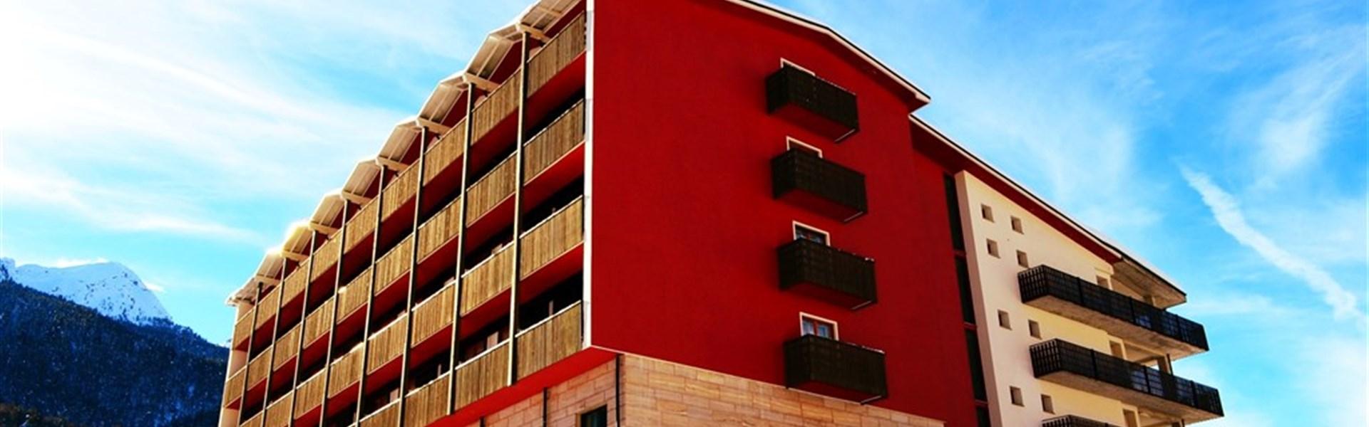 Hotel Cristallo Club -