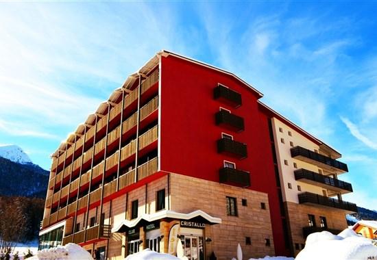 Hotel Cristallo Club - Evropa