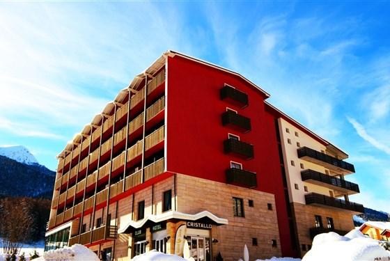 Marco Polo - Hotel Cristallo Club -