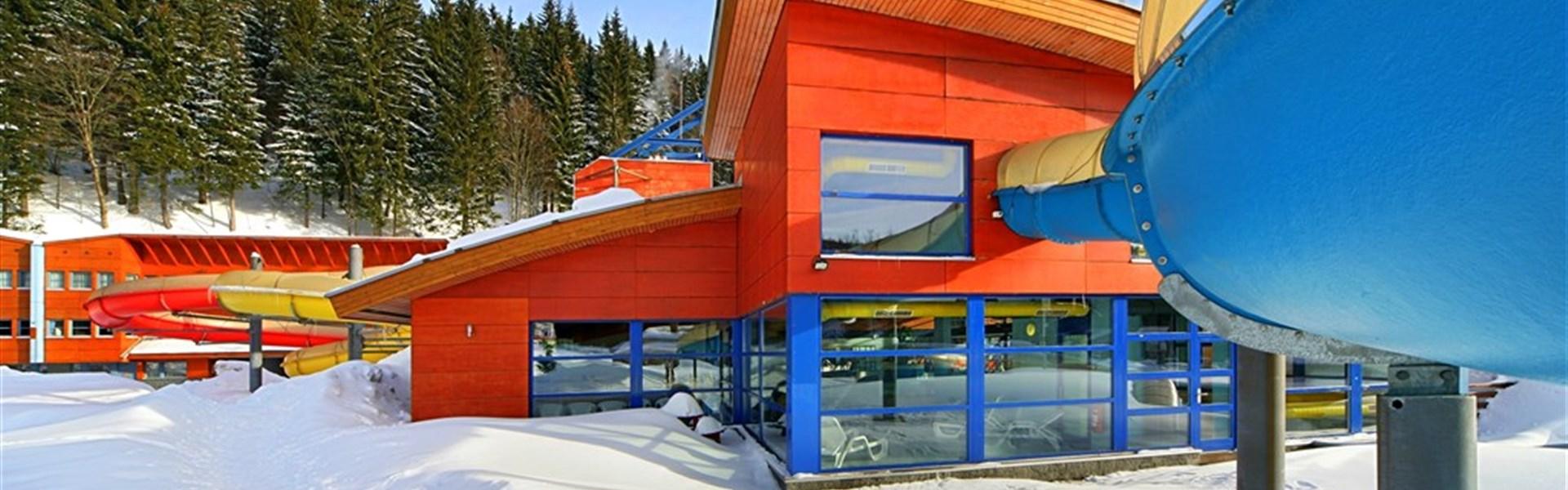 Hotel Aquapark - zima -
