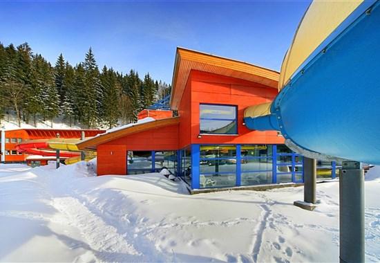 Hotel Aquapark - zima - Evropa