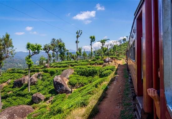 Srí Lanka - aktivně s českým průvodcem -  -
