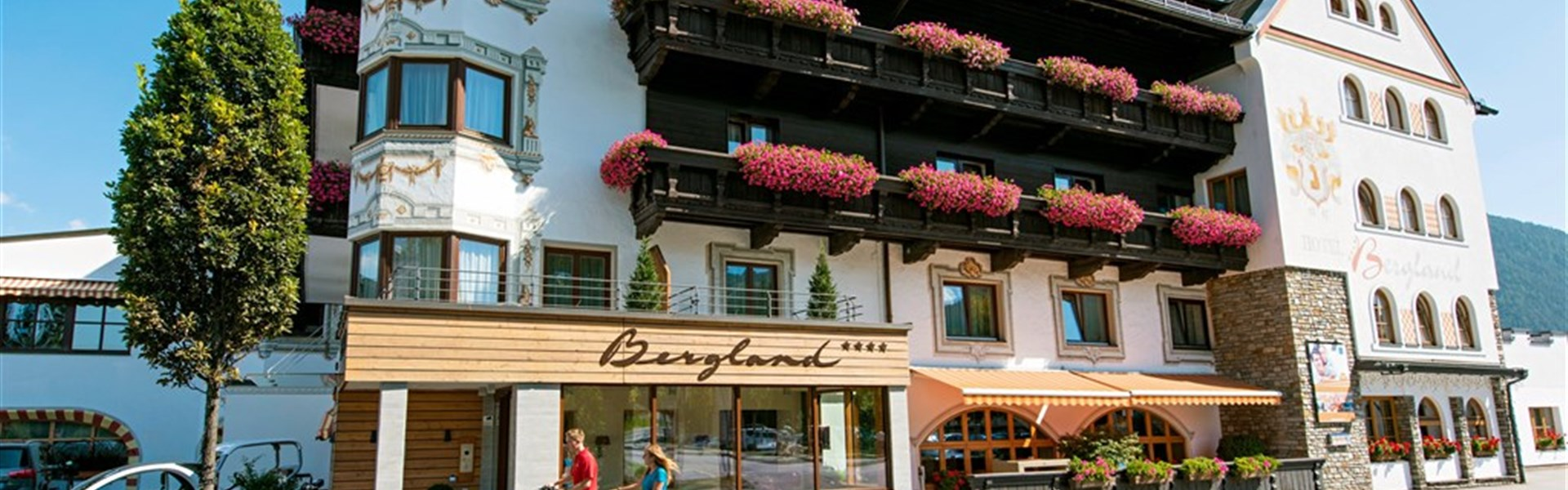 Marco Polo - Hotel Bergland -