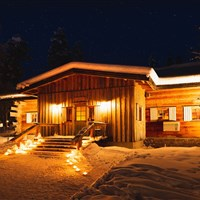 ARCTIC CIRCLE WILDERNESS RESORT - Lodge - ckmarcopolo.cz