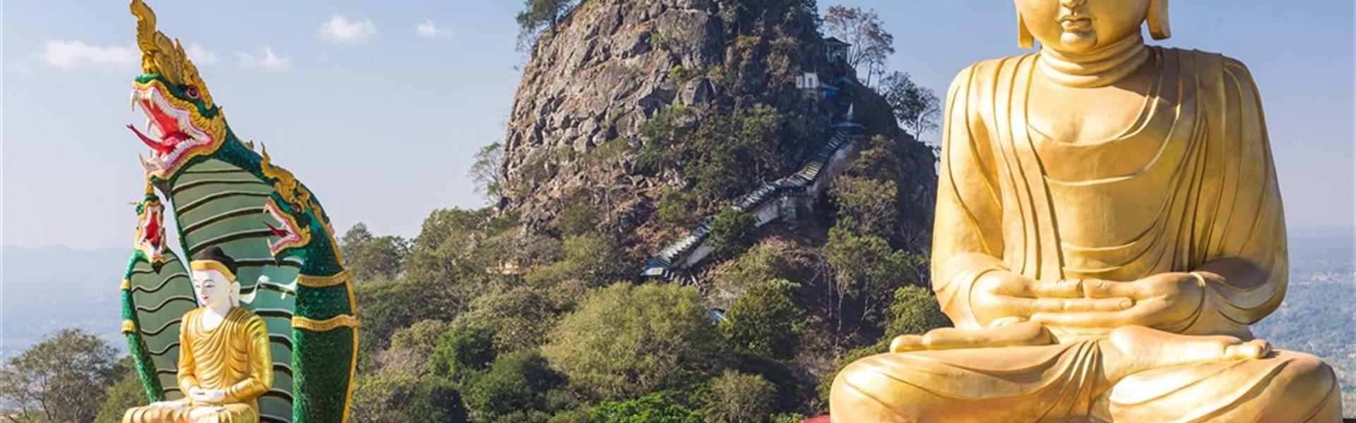 Poznávací zájezd - Magická Barma -