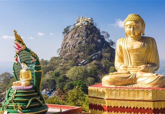 Poznávací zájezd - Magická Barma - Asie