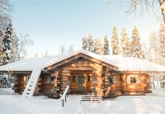 Zimní Laponsko - balíček 4 nebo 5 dní na polárním kruhu - Finsko -