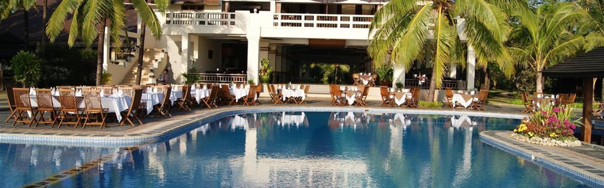 Pobyt u moře - Sunny Paradise Resort 3* -