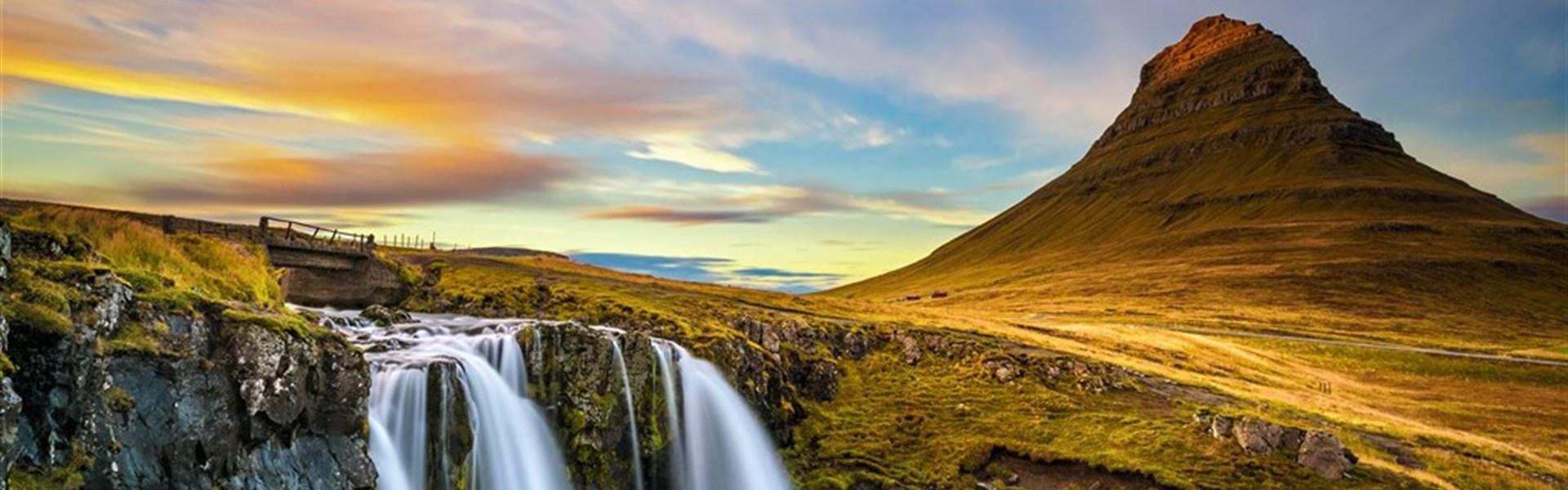 Island - cesta do země ohně a ledu - 9 dní -