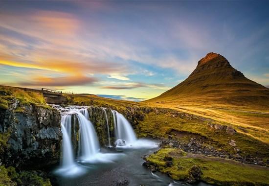 Island - cesta do země ohně a ledu - 9 dní - Evropa