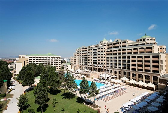 Marco Polo - Sol Nessebar Palace -