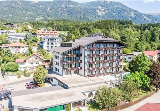 Hotel Bellevue - Sportberg Goldeck (Millstätter See a Drautal) -