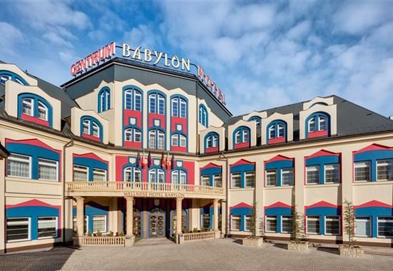 Wellness Hotel Babylon - Jizerské hory -