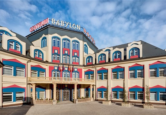 Wellness Hotel Babylon - Evropa