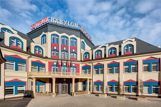 Marco Polo - Wellness Hotel Babylon -