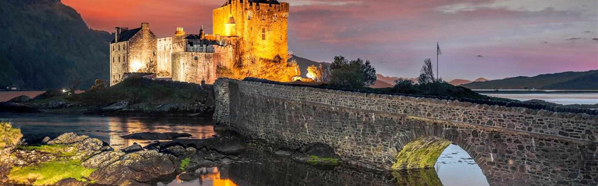 Královské Skotsko vč. ostrova Skye s českým průvodcem - Královské Skotsko vč. ostrova Skye s českým průvodcem