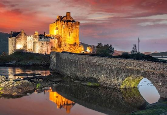 Královské Skotsko vč. ostrova Skye s českým průvodcem - Skotsko - Královské Skotsko vč. ostrova Skye s českým průvodcem