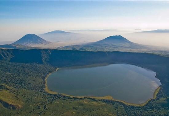 Safari v Tanzanii - To nejlepší ze severní Tanzánie - Lake Manyara -