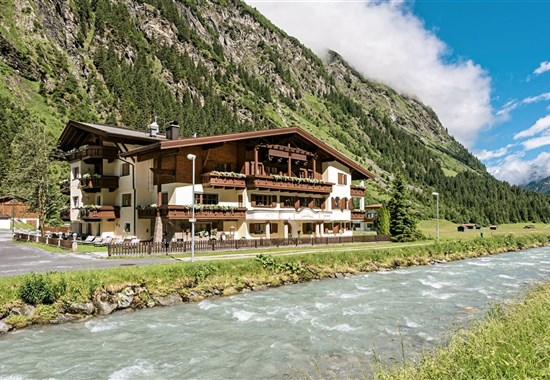 Hotel Möderle - Rakousko