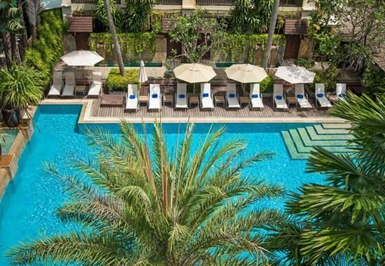 Burasari resort and spa Phuket - Asie