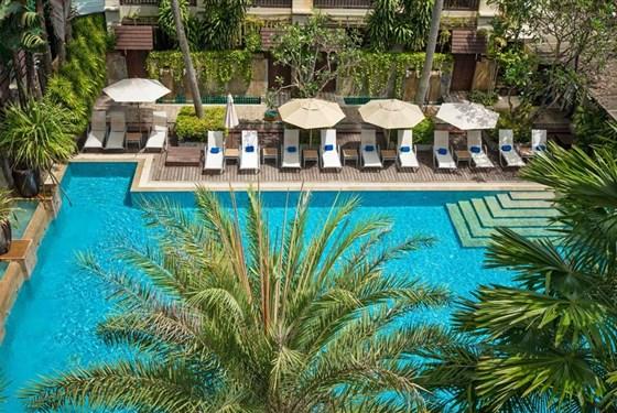 Marco Polo - Burasari resort and spa Phuket - bazén