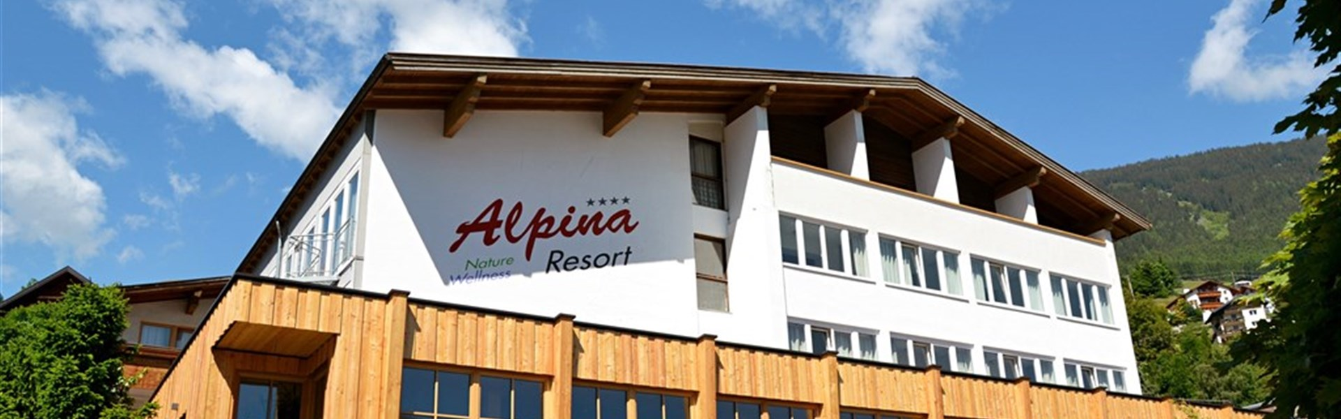 Marco Polo - Hotel Alpina Resort Nature & Wellness -