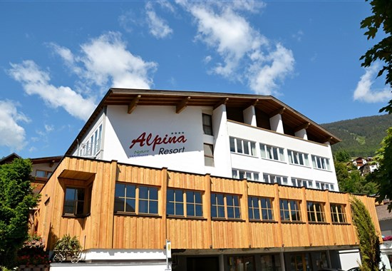 Hotel Alpina Resort Nature & Wellness - Tyrolsko -