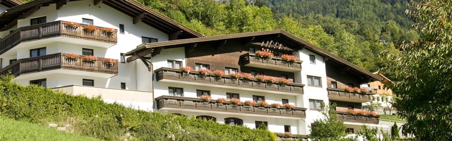 Hotel Alpenfriede -