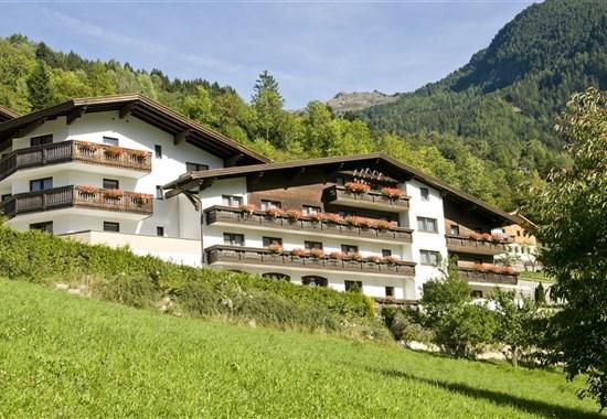 Hotel Alpenfriede - Tyrolsko -