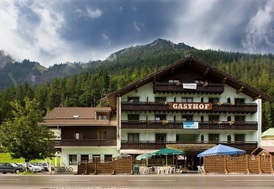 Gasthof Spullersee - Tyrolsko -