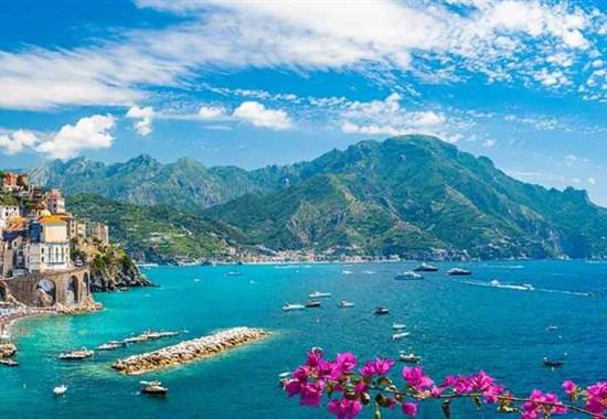 Dámská jízda: Jižní Itálií za vínem, mořem a odpočinkem -  - Amalfi