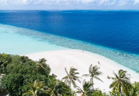 Embudu Village - Maledivy -