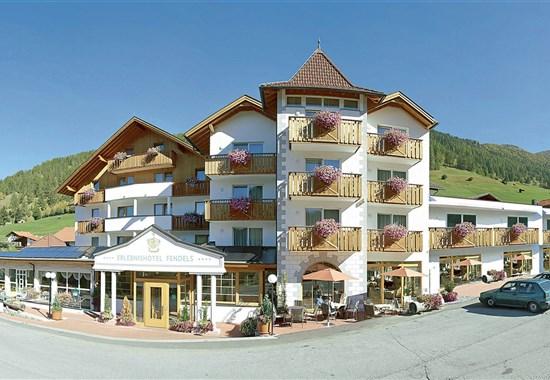 Erlebnishotel Fendels - Tyrolsko -