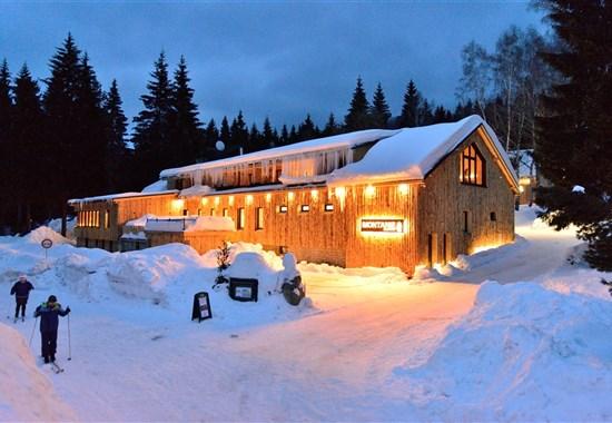 Resort Montanie - zima - Evropa
