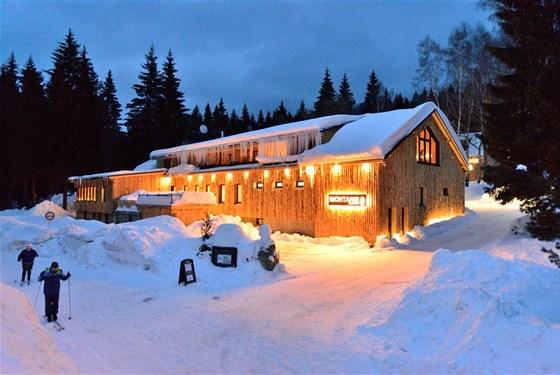 Marco Polo - Resort Montanie - zima -