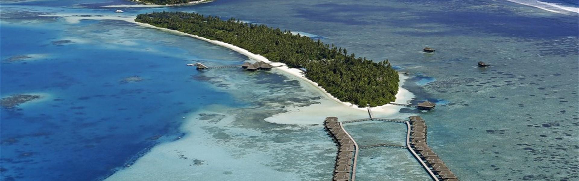 Marco Polo - Medhufushi Island Resort -