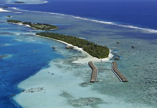 Medhufushi Island Resort - Indický oceán