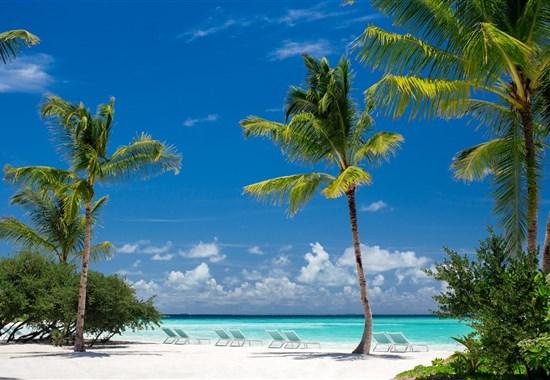 Kandima Maldives - Maledivy - pláž