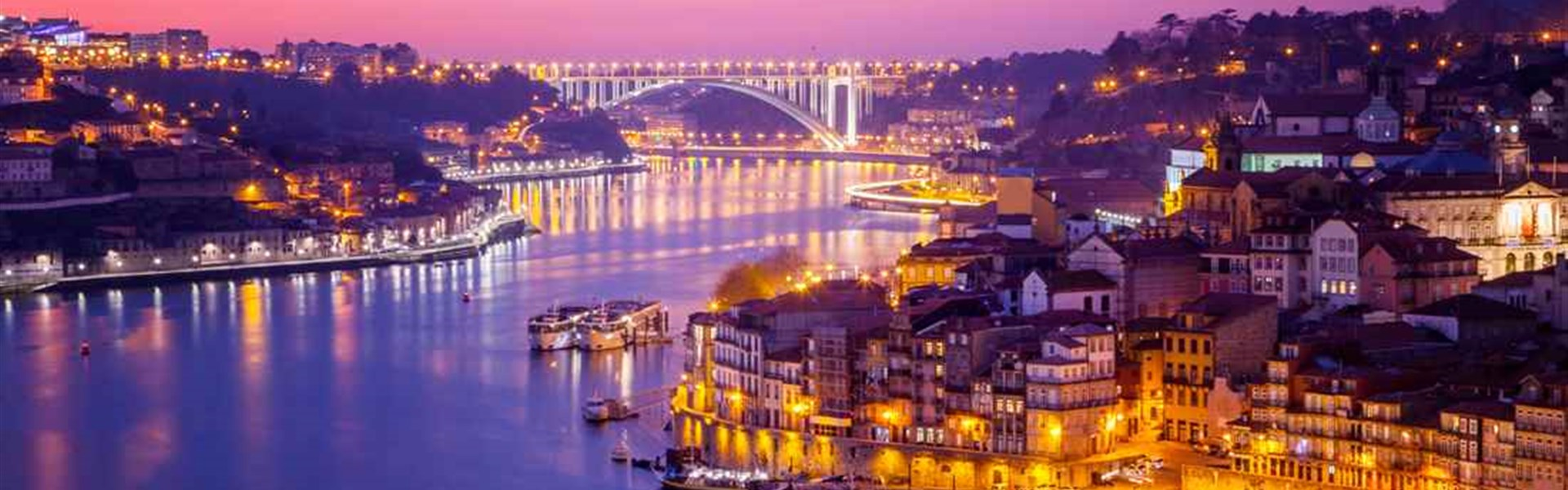 Dámská jízda: prodloužený víkend v portugalském Portu -