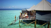 Komandoo Island Resort & Spa (ADULTS ONLY) - Jacuzzi Water Villa