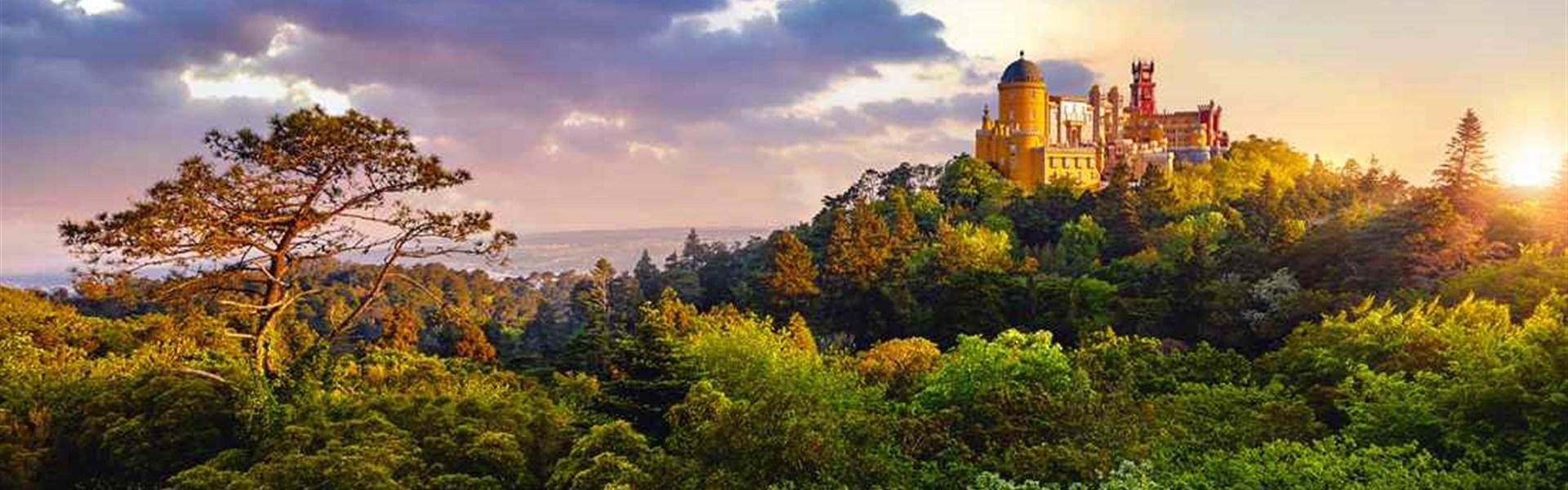 To nejkrásnější z Portugalska: Porto-Coimbra-Lisabon s průvodcem -