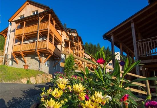 Hotel Almresort Nassfeld - Rakousko