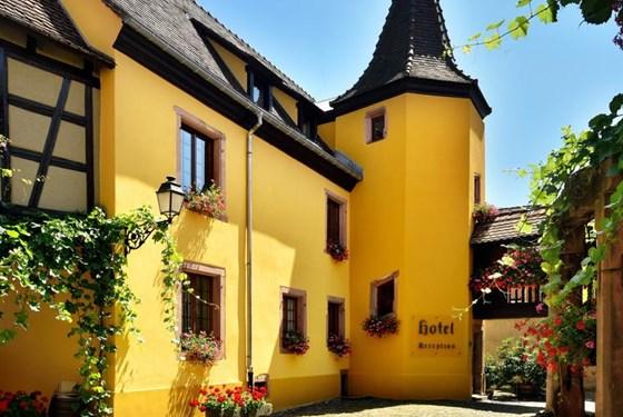 Marco Polo - Abbaye d'Alspach -