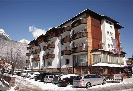 Hotel Andalo - Evropa