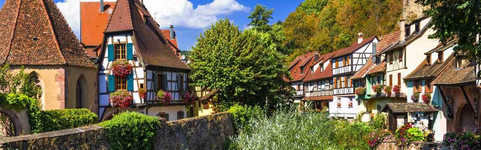 Prodloužený eurovíkend: malebné Alsasko a vinice s průvodcem -
