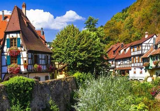 Prodloužený eurovíkend: malebné Alsasko a vinice s průvodcem - Alsasko -