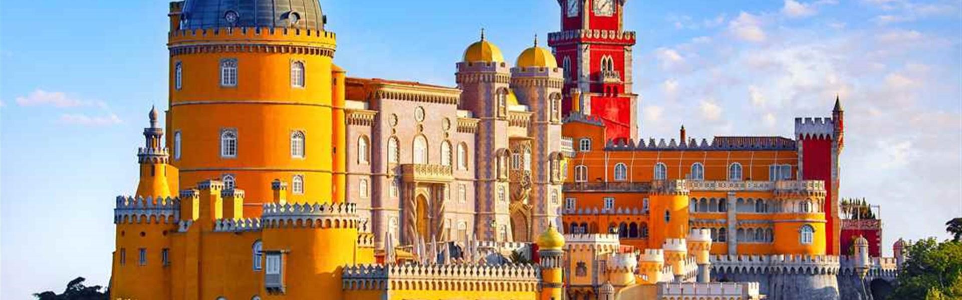 Prodloužený víkend s českým průvodcem: Lisabon - Fátima - Nazaré - Óbidos i Sintra -